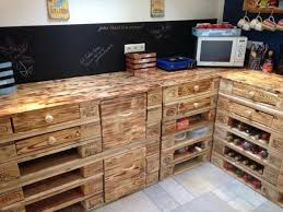 Pallet Kitchen Furniture Inspiring Wooden Pallet Kitchen Ideas Ideas With Pallets