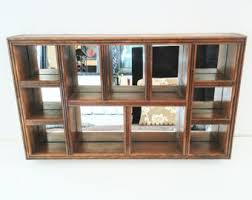 Wall Mounted Wooden Shelves by Wooden Shelves Etsy