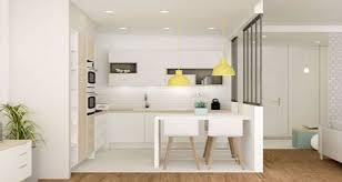 cuisine deco aménagement d une cuisine déco avec une kitchenette