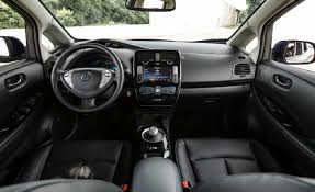 nissan leaf 2017 interior 2017 nissan leaf release date review price spy shots pictures of