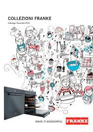 franke piani cottura catalogo catalogo generale 2016 franke catalogo pdf documentazione