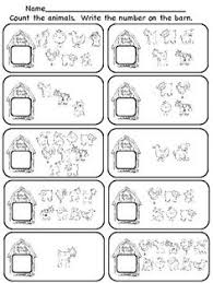 counting farm animals worksheet the best and most comprehensive