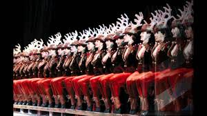 rockettes radio city spectacular backing tracks karaoke