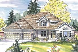 European House Plan by European House Plans Balentine 30 340 Associated Designs