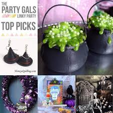 halloween party picks party girls linky 10 fall party ideas michelle u0027s party plan it