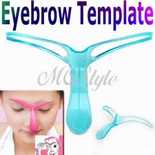 wholesale 2017 time limited special offer eyebrow stencils