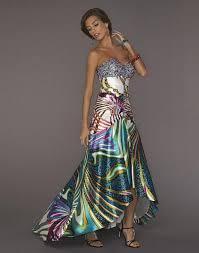 multi color wedding dress prom dress with multi colors voguemagz voguemagz