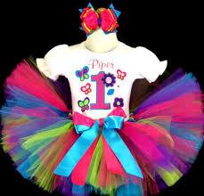 1st birthday tutu baby birthday sets birthday clothing