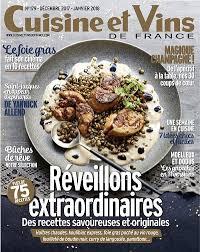 cuisine et vins de recette achat magazine cuisine et vins de n 179 en numérique