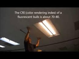 commercial led lighting retrofit commercial led lighting retrofit using cree cr24 ta florida youtube