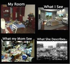 the ultimate truth about tidy or messy rooms laughter the best