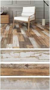 Woods Vintage Home Interiors by Marazzi Montagna Wood Vintage Chic 6 In X 24 In Porcelain Floor