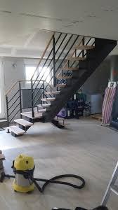 Modifier Un Escalier by Pose D U0027un Escalier Acier Inox Site De L U0027entreprise Coyot