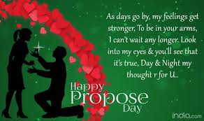 our s day together propose day wishes happy propose day quotes sms status