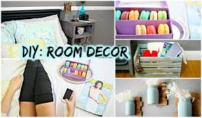 diy room decor for cheap pinterest inspired youtube