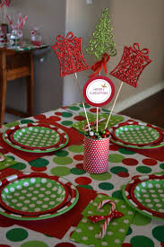 how to decorate a christmas table for christmas party 25 best