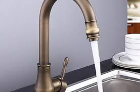 brass faucets kitchen antique brass kitchen faucet kitchen gregorsnell antique brass