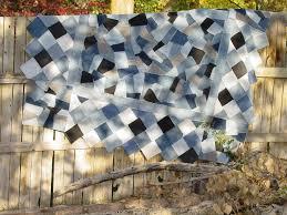 7 dazzling denim quilt patterns