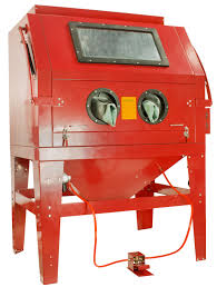 Cabinet Tools Dragway Tools Model 110 Sandblast Sandblasting Cabinet U0026 Built In
