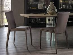 sedie pelle sedie in pelle per la zona giorno sedie guida alla scelta