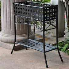 plant stand magnificent patio plant stands picture design