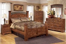 Ashley Furniture Beds Timberline By Ashley Bedroom Collection