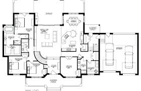 open one story house plans one story house plans with basement modern house plans medium size