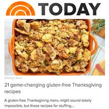 today show thanksgiving recipes sidebar 2