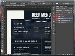 photoshop menu template free menu template for photoshop illustrator brandpacks