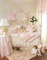 girls home decor comfortable baby room design inspiration combine ravishing neutral