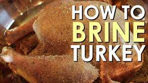 brining thanksgiving turkey how to brine u0026 prepare a turkey art of manliness youtube