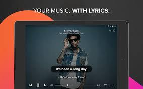 musicxmatch apk musixmatch lyrics 7 0 3 apk apkplz