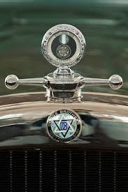 1937 dodge ornament emblem reger photographic
