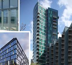 Curtain Vision Aluminium Windows Dg Glass Architectural