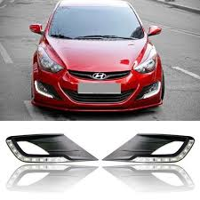 hyundai elantra daytime running lights hammer hyundai elantra 11 12 daytime running lights car led drl