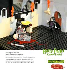 Lego Harry Potter Bathroom Millionaire Playboy Toys Collectibles Lego Harry Potter