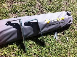 4wd Shade Awning How To Install An Oztrail Awning To Your Car