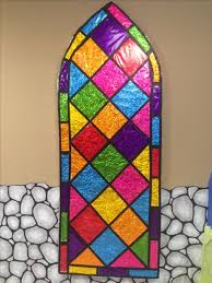 how to tea stain glass l shades 53 best cellophane images on pinterest stained glass panels