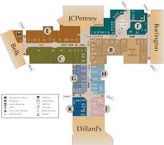 Jersey Gardens Mall Map Mall Directory Northwoods Mall