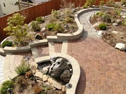 Drainage Issues In Backyard Retaining Walls With Built In Drainage Solve Water Management Issues