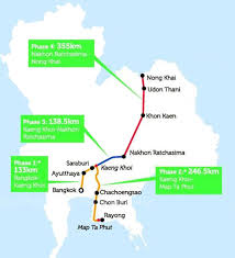 China Train Map by Signs Agreements With China For High Speed Train Project