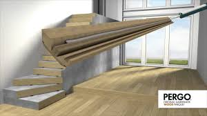 Pergo Laminate Wood Flooring Pergo 5 In 1 Moulding Youtube