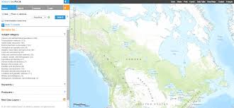 Map Of Usa With Coordinates by About The Geoportal Scholars Geoportal User Guide Guides At