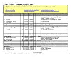 simple project plan template for project standard 2013 project