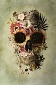 ali gulec garden skull light ideas