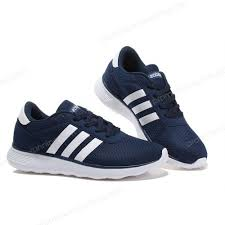 adidas cloudfoam lite racer promotion running com adidas neo lite racer navy white shoes with