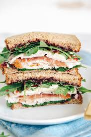 turkey sandwich with cranberry brie prosciutto eat yourself