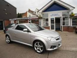 Tigra Interior Used Vauxhall Tigra 2008 For Sale Motors Co Uk