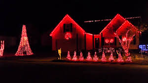 hite christmas light show youtube