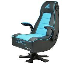 Surround Sound Gaming Chair X Rocker Infiniti Playstation Gaming Chair